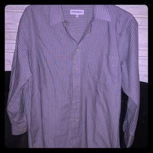 Yves St Laurent Men's Dress Shirt